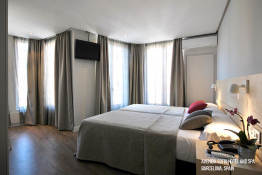 Avenida_Sofia_Hotel_and_Spa_Barcelona, Spain
